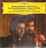 Violinkonzert / Violinromanzen - Sibelius / Beethoven