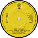 She's A Woman - Jeff Beck