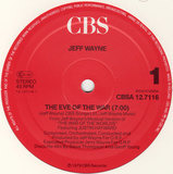 The Eve Of The War (1979 Remix) - Jeff Wayne