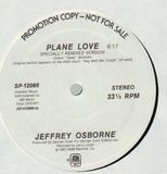 Plane Love - Jeffrey Osborne