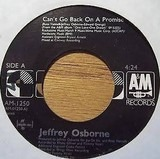 Can't Go Back On A Promise - Jeffrey Osborne
