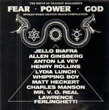 The Birth Of Tragedy Magazine's Fear, Power, God - Jello Biafra, Lydia Lunch, a.o.