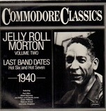 Jelly Roll Morton Volume Two - Jelly Roll Morton