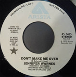 Don't Make Me Over - Jennifer Warnes