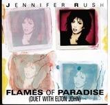 Flames Of Paradise - Jennifer Rush With Elton John