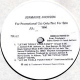 Let Me Tickle Your Fancy / Hard To Get - Jermaine Jackson  / Rick James