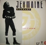Say It Again / You Promise - Jermaine Stewart