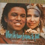 When the rain begins to fall - Jermaine Jackson & Pia Zadora