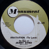 Invitation (To Love) - Jerry Byrd
