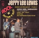 High Heel Sneakers - Jerry Lee Lewis