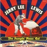 The Pumpin' Piano Cat - Jerry Lee Lewis