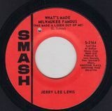 What's Made Milwaukee Famous (Has Made A Loser Out Of Me) - Jerry Lee Lewis