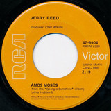 Amos Moses / The Preacher And The Bear - Jerry Reed