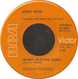 I'm Not Playing Games - Jerry Reed