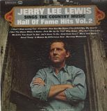 Sings The Country Music Hall Of Fame Hits Vol. 2 - Jerry Lee Lewis
