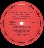 The 'Killer' Rocks On - Jerry Lee Lewis