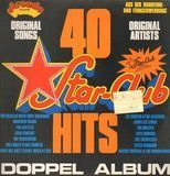 40 Star-Club Hits - Jerry Lee Lewis, The Beatles, Gene Vincent, Fats Domino