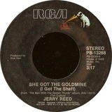 She Got The Goldmine (I Got The Shaft) - Jerry Reed