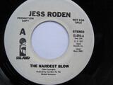 The Hardest Blow * Misty Roses - Jess Roden