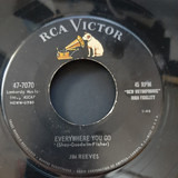 Everywhere You Go / Anna Marie - Jim Reeves