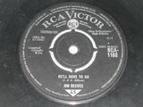 He'll Have To Go / In A Mansion Stands My Love - Jim Reeves