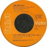 The Writing's On The Wall - Jim Reeves