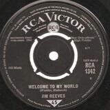 Welcome To My World / My Juanita - Jim Reeves
