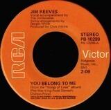 You Belong To Me / Maureen - Jim Reeves