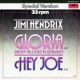 Gloria - Jimi Hendrix