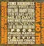 The First Great Rock Festivals Of The Seventies - Isle Of Wight / Atlanta Pop Festival - Jimi Hendrix, Procol Harum, Jefferson Airplane