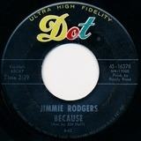 Because - Jimmie Rodgers