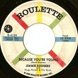 Because You're Young - Jimmie Rodgers