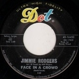 Face In A Crowd / Lonely Tears - Jimmie Rodgers
