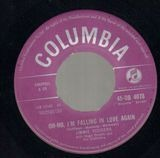 Oh-Oh, I'm Falling In Love Again / The Long Hot Summer - Jimmie Rodgers