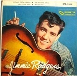Woman From Liberia / The Mating Call / Hey Little Baby / Water Boy - Jimmie Rodgers