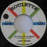 My Kind Of Woman / Blue Moon - Jimmy Bowen
