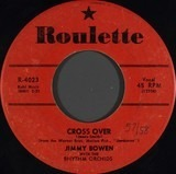 Cross Over / It's Shameful - Jimmy Bowen With The Rhythm Orchids
