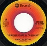Cheeseburger In Paradise / African Friend - Jimmy Buffett