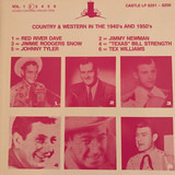 Country & Western In The 1940's And 1950's (Vol. 2) - Jimmy C. Newman