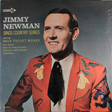 Jimmy Newman Sings Country Songs - Jimmy C. Newman