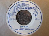 Down The Aisle / No Longer Blue - Jimmy Clanton And Mary Ann Mobley
