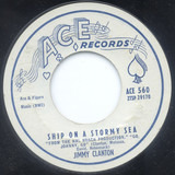My Love Is Strong - Jimmy Clanton