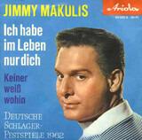 Ich Habe Im Leben Nur Dich - Jimmy Makulis