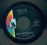 Believe Me / I Never Thought - Jimmy McCracklin
