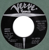 And I Love You So - Jimmy Smith