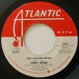 The Highwayman - Jimmy Webb