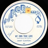 Little Boy In Love / My Own True Love - Jimmy Clanton