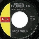 Something That Belongs To Me / Come On Home - Jimmy McCracklin