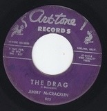 The Drag / Just Got To Know - Jimmy McCracklin