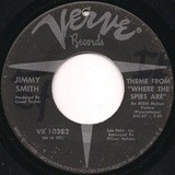 Theme From 'Where The Spies Are' - Jimmy Smith